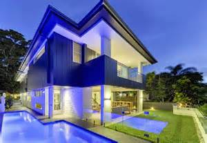 cool home designs cool home with immaculate design in brisbane home design and home interior photo on
