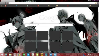 theme google chrome supernatural lucifer chrome themes themebeta