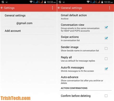 remove gmail from android disable gmail app from showing sender images in android