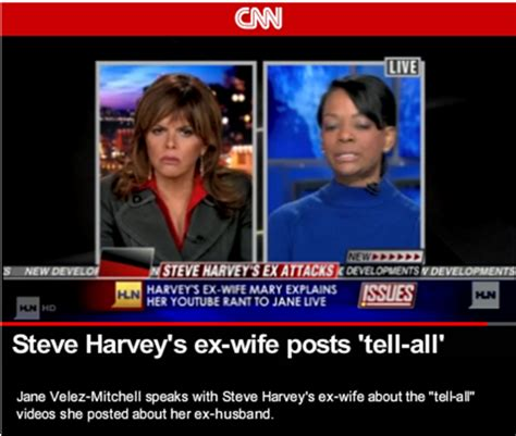 Wynton Harvey Also Search For Steve Harvey Ex Is Still Talking And It S Getting Radio