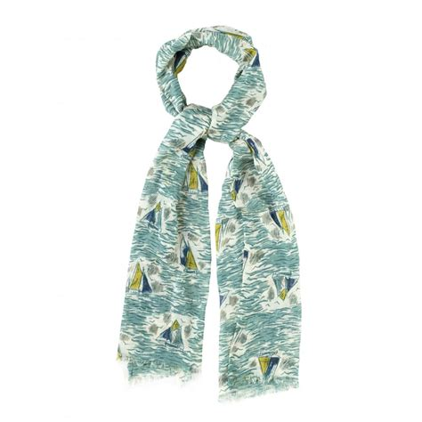 Printed Scarft Segiempat 17 seasalt pretty printed scarf ss17 womens from cho fashion and lifestyle uk