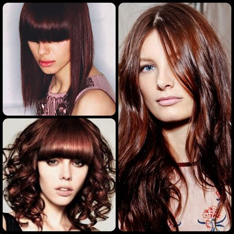 mahogany brown hair color pictures medium mahogany brown hair color in 2016 amazing photo