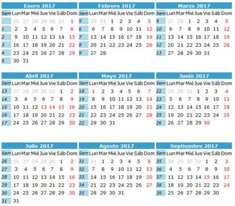 Hoy Calendario Calendarios Espectaculares 2017 Para Imprimir Hoy Im 225 Genes