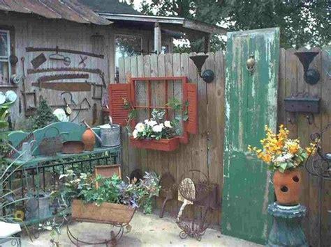 trash to treasure ideas home decor 25 best ideas about garden junk on pinterest rustic