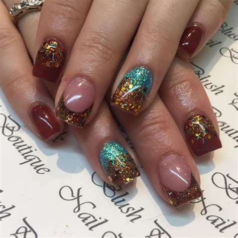 thanksgiving nail designs ideas design trends