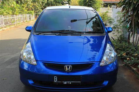 Plat Kopling Honda Jazz Matic honda jazz idsi at 2004 biru mulus banget mesin matic ok terawat jual cepat 102 juta