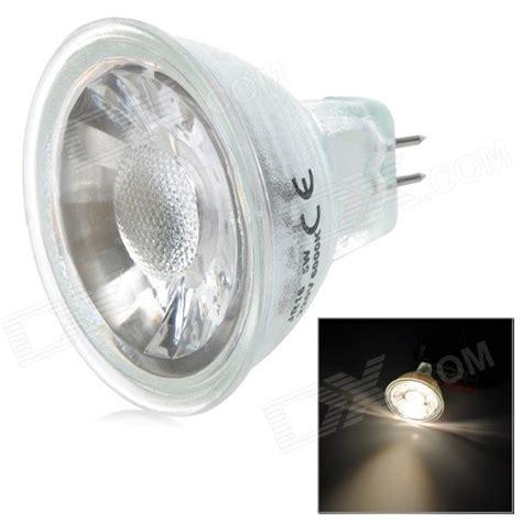 Ac 6305 Silver White gx5 3 3w 380lm 3000k cob led warm white light spotlight white silver ac 220v free