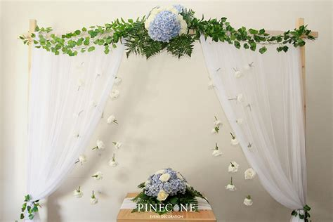 decoration bandung pinecone event decoration event styling decor vendor