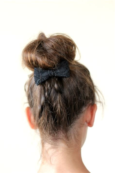 beat the heat the top knot ma nouvelle mode top knot for hair ma nouvelle mode big and sleek top