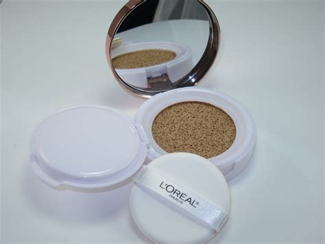 L Oreal Lumi Cushion l oreal true match lumi cushion foundation review