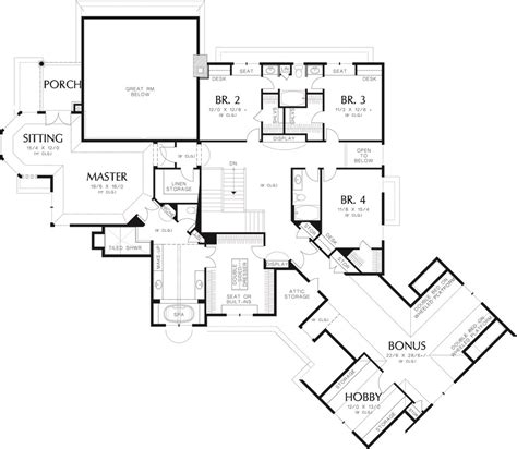 floor plans com european style house plan 5 beds 5 5 baths 6020 sq ft