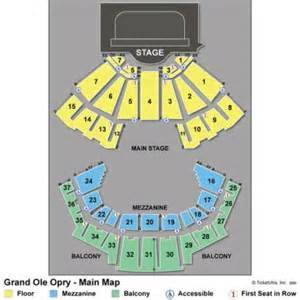 Grand Ole Opry Floor Plan by Alfa Img Showing Gt Grand Ole Opry Seating Chart