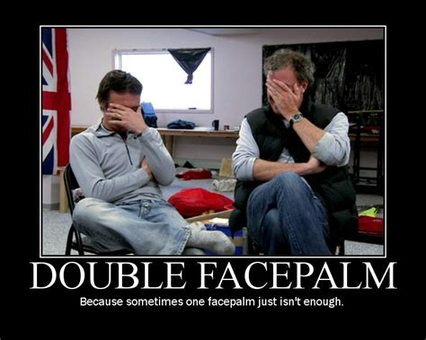 Double Facepalm Meme - world wildness web double facepalm