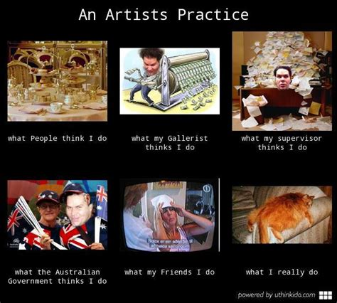 Painter Meme - pics for gt artist meme what i think i do