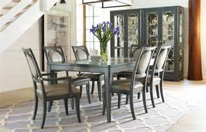 Legacy Classic Dining Room Set Legacy Classic Tower Suite 9 Leg Dining Set In Moonstone Finish