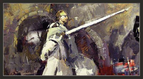 imagenes artisticas de la edad media justas medievales pintura leon hospital de orbigo premios