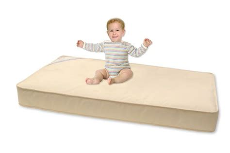 Custom Size Crib Mattress by Mattresses