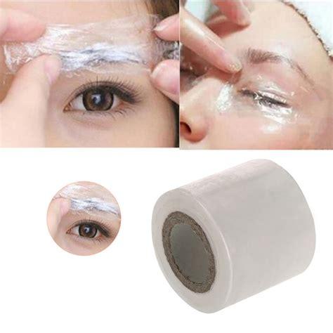 tattoo eyebrow liner tattoo cover wraps preservative film semipermanent tattoos