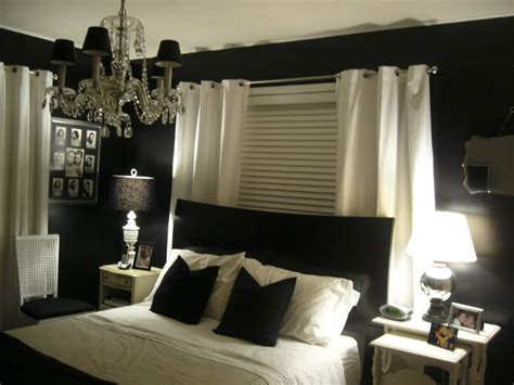 black and white decor bedroom home design plan for future inspiration sophisticated