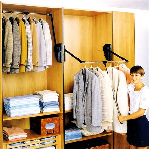 outwater s wardrobe lift system comprises a hydraulically