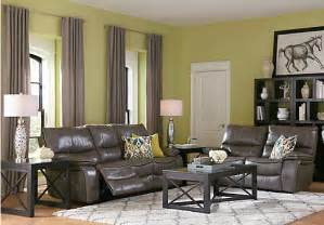 Gray Leather Living Room Sets Leather Furniture For Sale Shop Leather Living Room Furniture
