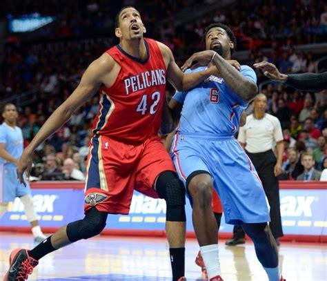 Alexis Ajinca New Orleans Pelicans 2015 Player Profile | alexis ajinca new orleans pelicans 2015 player profile