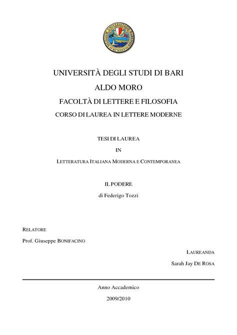unibas lettere universit 192 degli studi di bari aldo moro facolt 192 di