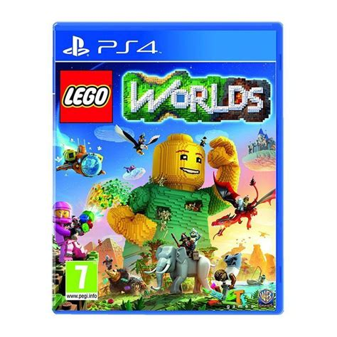 lego worlds sony ps4 buy at qd stores
