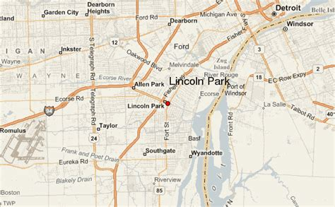 lincoln park weather lincoln park location guide