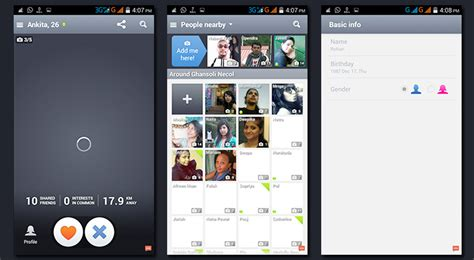Badoo Search Find Dating Profiles Research For Safer Relationships