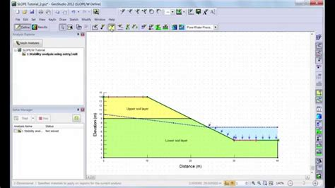 slope w tutorial geostudio 2012 slope w tutorial 123vid