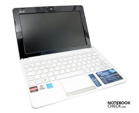 Keyboard Notebook Asus Eee Pc Seashell Series review asus eee pc 1015b netbook notebookcheck net reviews