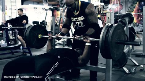 owen franks bench press chest madness with ct fletcher chest exercises workouts