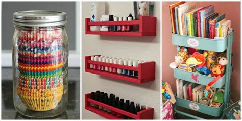 organize tips repurposed home organizers home organizing hacks and ideas