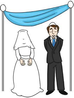 Hochzeit Judentum by Die J 252 Dische Hochzeit Seelenverbindung Mizwot