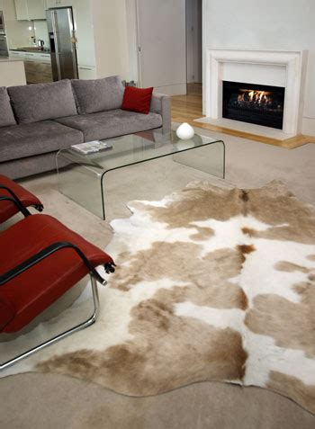 Cowhide Rug Cleaning - how to clean a cowhide rug