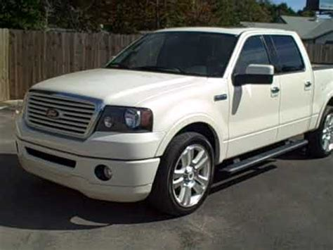 2008 ford f150 limited 2008 ford f 150 limited pensacola used trucks