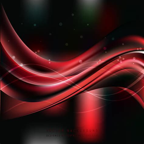 background design red and black red black wave background design 123freevectors