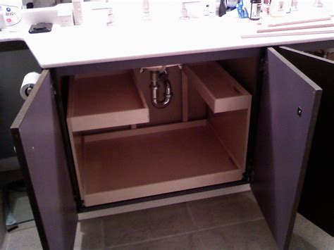 Bathroom Cabinet Pull Out Shelves Roll Out Shelfgenie Of Omaha Bathroom Storage Shelves In Your Papillion Home Are Easily