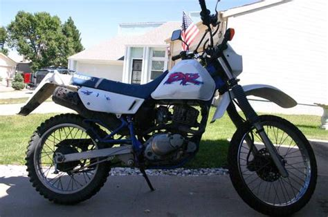Suzuki Dr 450 For Sale 1994 Suzuki Dr 125se Project For Sale On 2040 Motos