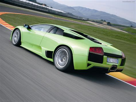 2006 Lamborghini Murcielago Lp640 Lamborghini Murcielago Lp640 2006 Car Image 34 Of