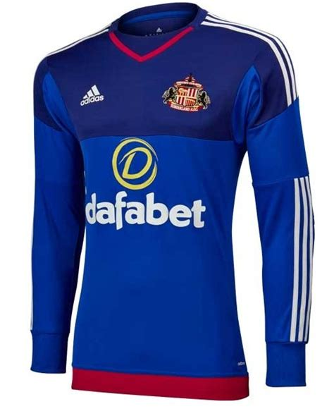 Jersey Sunderland Third 16 17 new sunderland 2015 16 safc adidas home kit 15 16