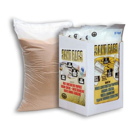 hercules sand bags 10 pack hp02071422rt the home depot