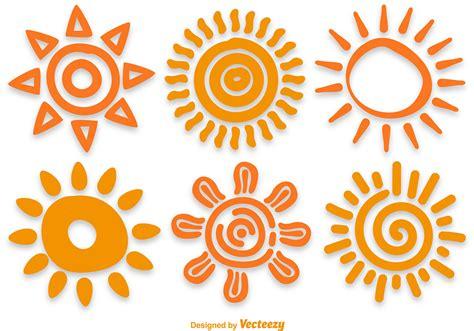 vector image sun vectors free vector stock