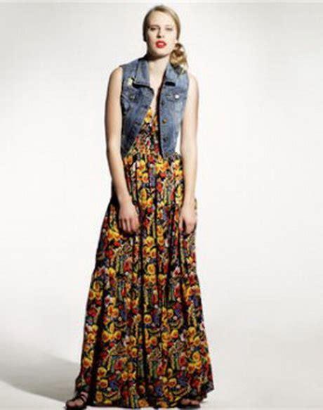 Robe Longue Ete Hippie Chic 2018 - robe hippie chic longue