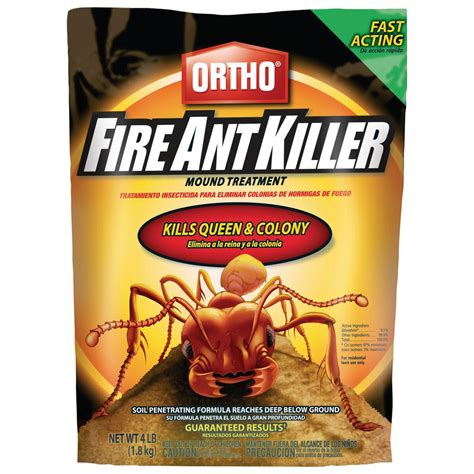 ortho ant killer 4 lb mound treatment 0258310 the