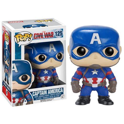 Funko Pop 13 Civil War 131 marvel s captain america civil war funko checklist