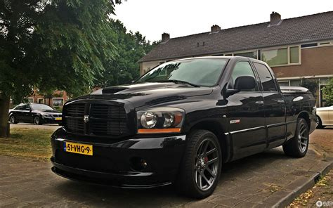 Dodge Auto by Dodge Ram Srt 10 Quad Cab Night Runner 26 Juni 2017