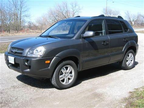 2008 hyundai tucson test drive 2008 hyundai tucson limited fwd autos ca