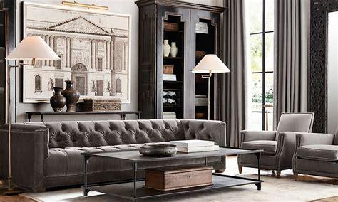restoration hardware living room photos diy rustic客廳怎麼佈置 ocgirl 玩樂筆記